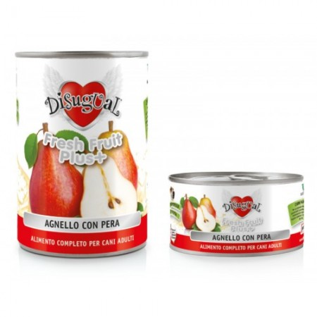 Disugual Fresh Fruit Plus+ 400gr