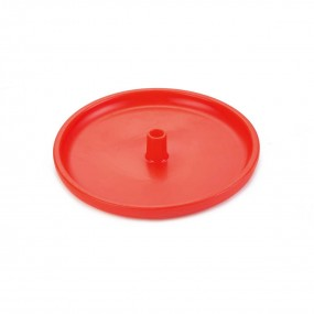 Beestees Frisbee in Gomma Galleggiante Cani Diametro 22cm