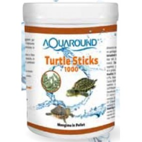 Turtle Sticks per Tartarughe d'Acqua Dolce 350gr/1000ml