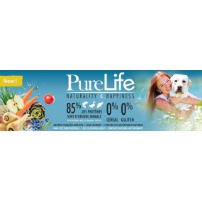 PureLife PRO NUTRITION FLATAZOR Mini Adult 3KG