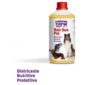 Sistem Pet - Hair Sun Pet Districante, Nutritivo,Protettivo 500ml