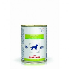 Royal Canin Diabetic Special Dog Umido 410gr.