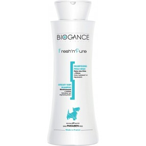 Biogance Shampoo Fresh'n'Pure 250ml