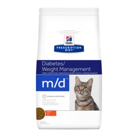 Hill's Prescription Diet M/D 1,5Kg Feline