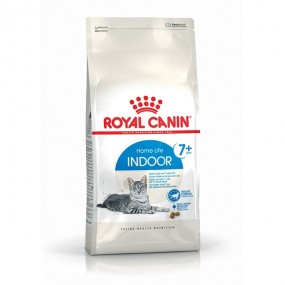 Royal Canin Indoor 7+ Home Life Gatti - 400 gr