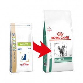 Royal Canin Veterinary Diet Diabetic Cat 400gr