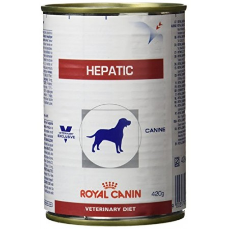 Royal Canin Veterinary Diet Hepatic Dog 420gr