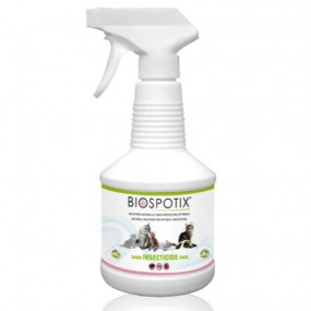 BIOSPOTIX SPRAY NATURALE 500ml REPELLENTE PER GATTO
